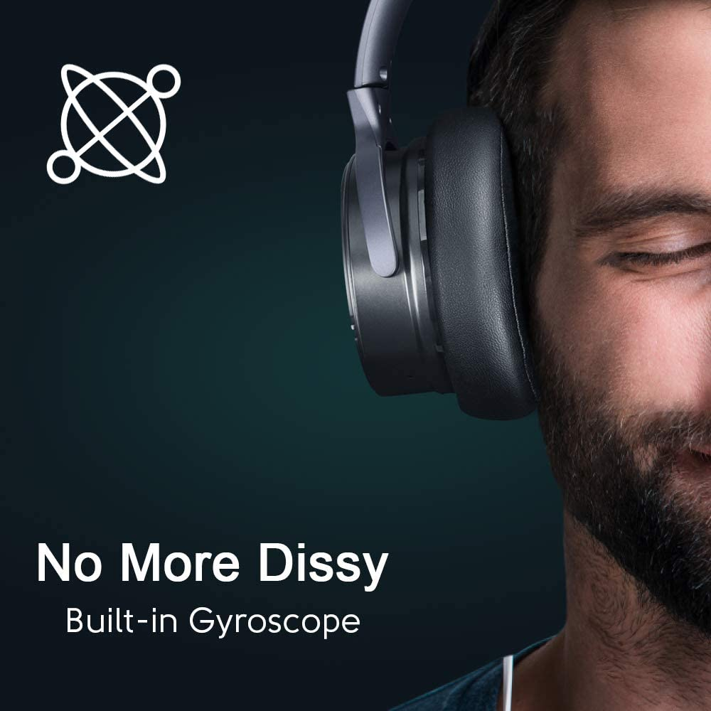 SHIVR 3D Immersive Audio Wireless Over Ear