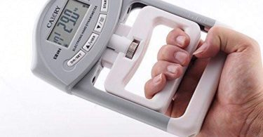GRIPX Digital Hand Dynamometer Grip Strength Measurement Meter