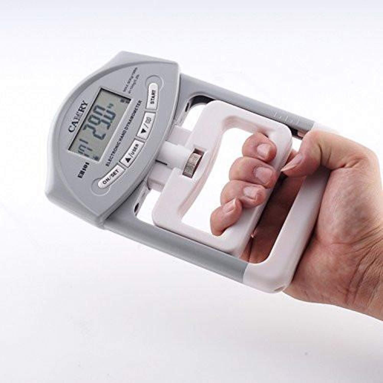 GRIPX Digital Hand Dynamometer Grip Strength Measurement Meter