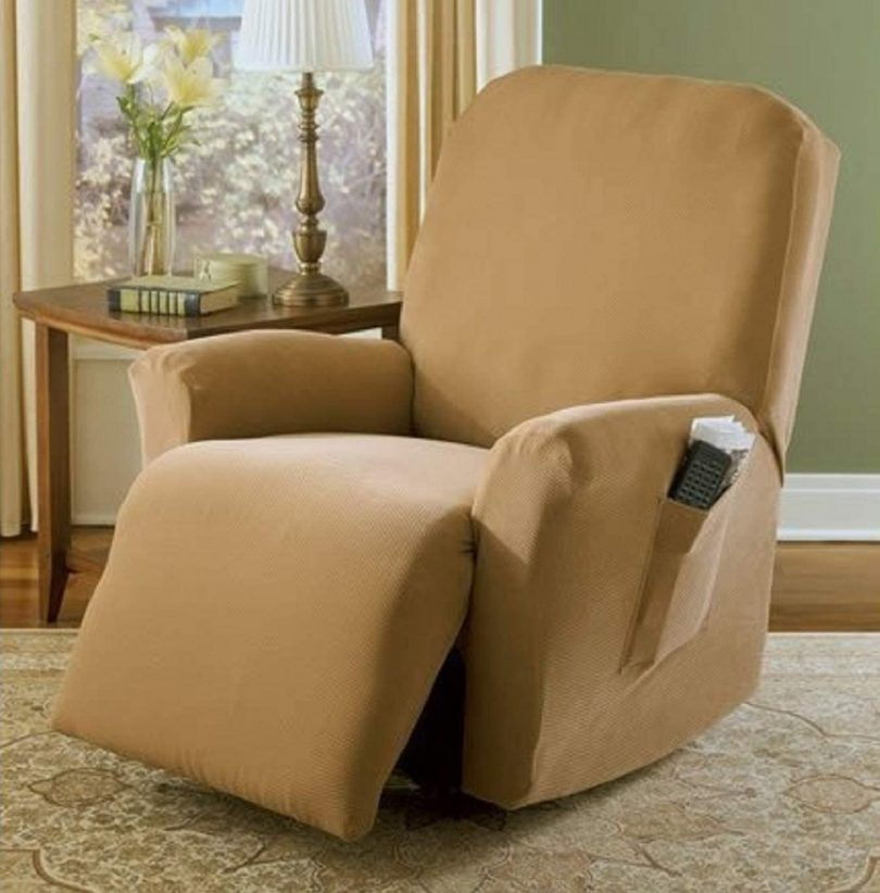 Orly's Dream Pique Stretch Fit Furniture Chair