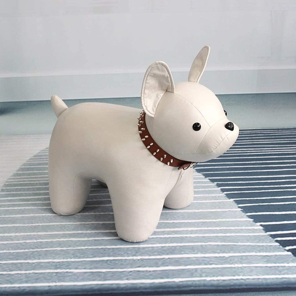 DBOWLSS-TC Animal Footstool Puppy Stool