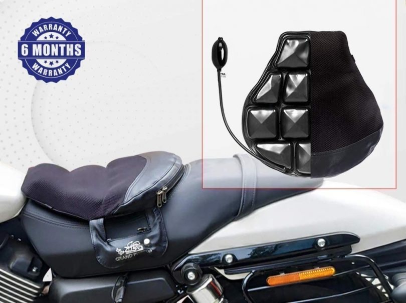 Grand PitStop Motorcycle Cushion Seat