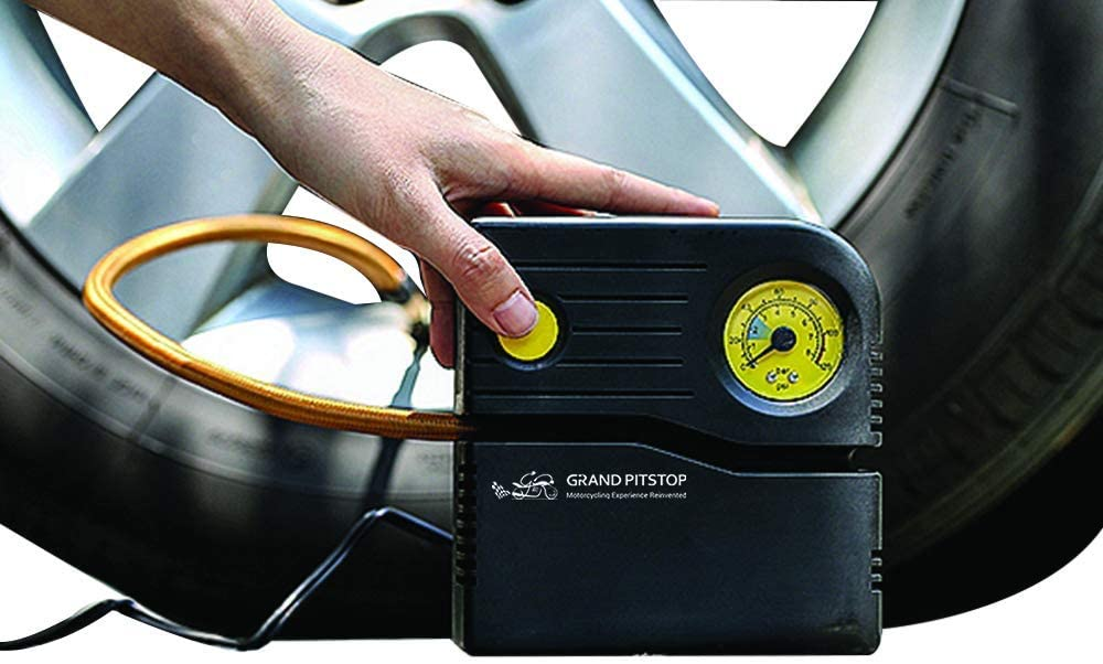 Grand Pitstop Electric Tire Inflator