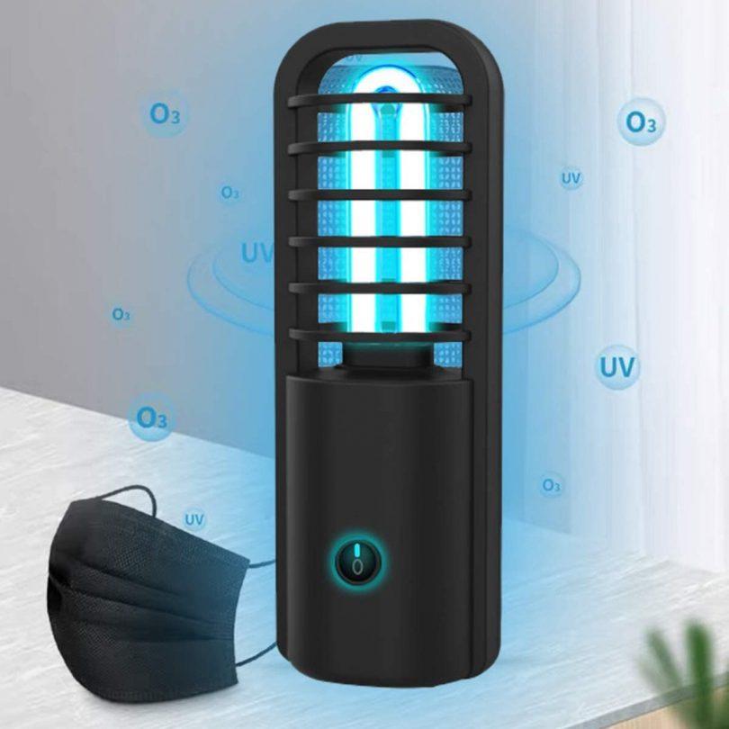 NIID Ultraviolet lamp