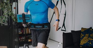 MoonRun Portable Cardio Trainer for Home Workout