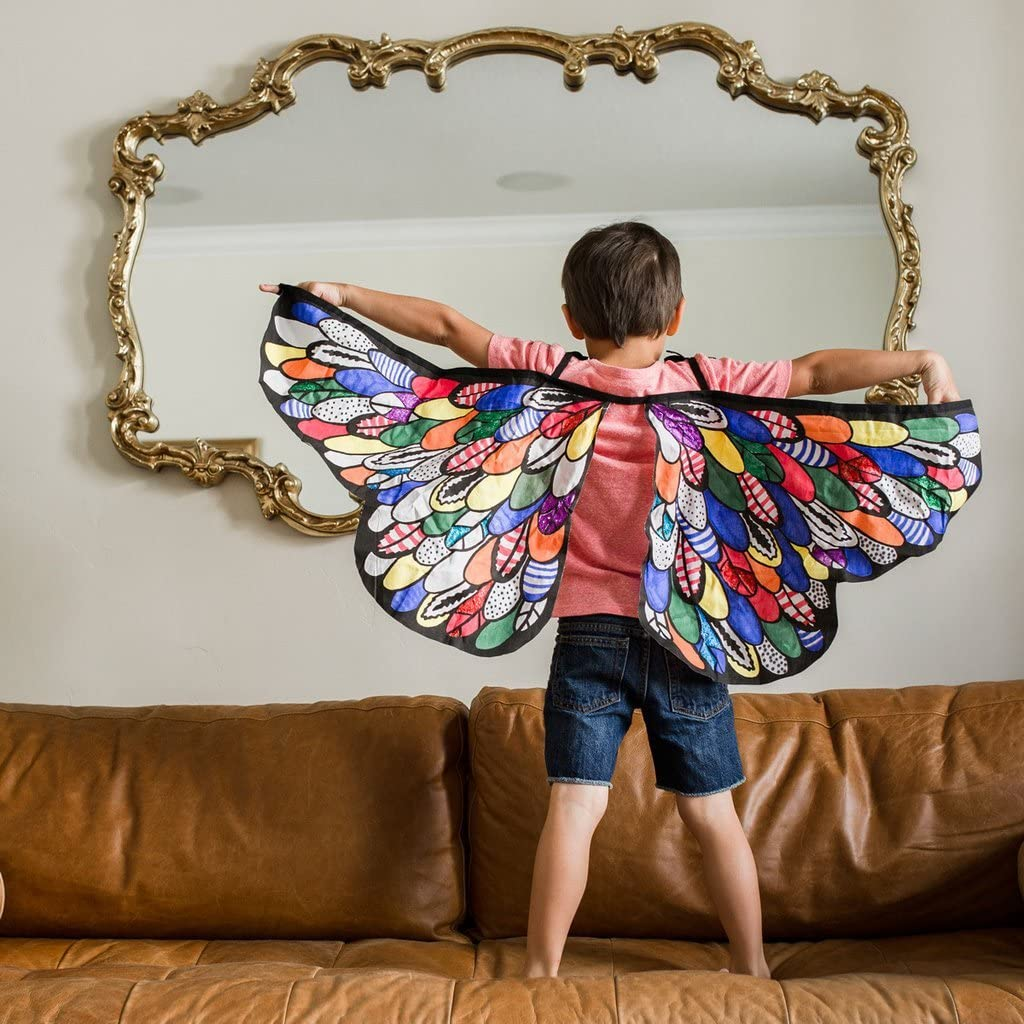 Seedling Design Your Own Bird Wings Dress Up Activity Kit