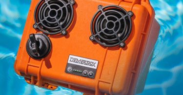 DemerBox: Waterproof