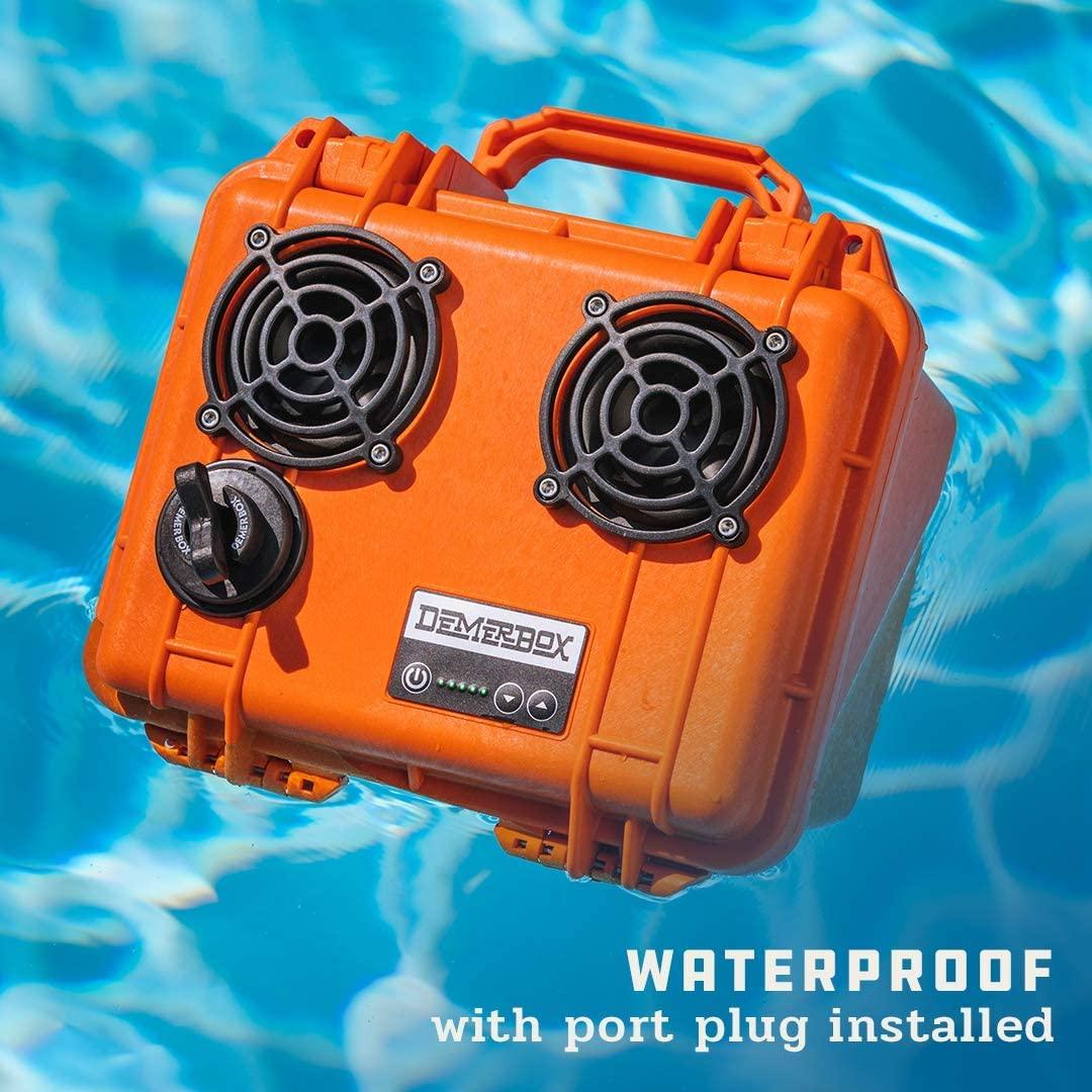 DemerBox: Waterproof