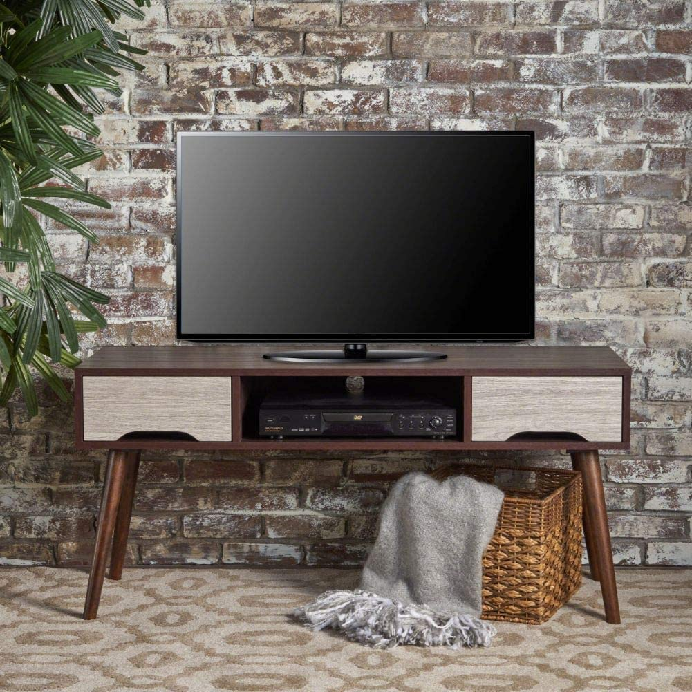 Christopher Knight Home Frieda Mid-Century Modern Entertainment Center