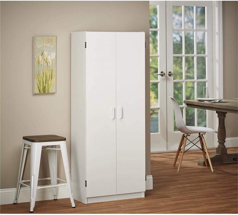 System Build Flynn Wooden Storage Cabinet