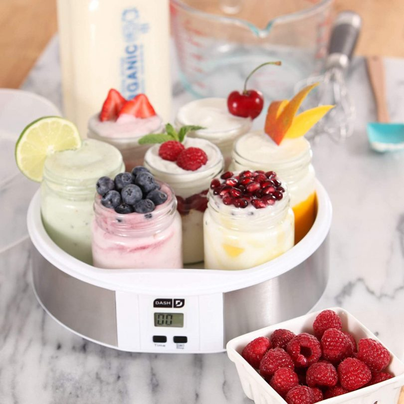 Dash Yogurt Maker Machine with Stainless