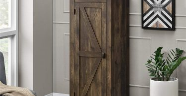 Sauder Edge Water Armoire