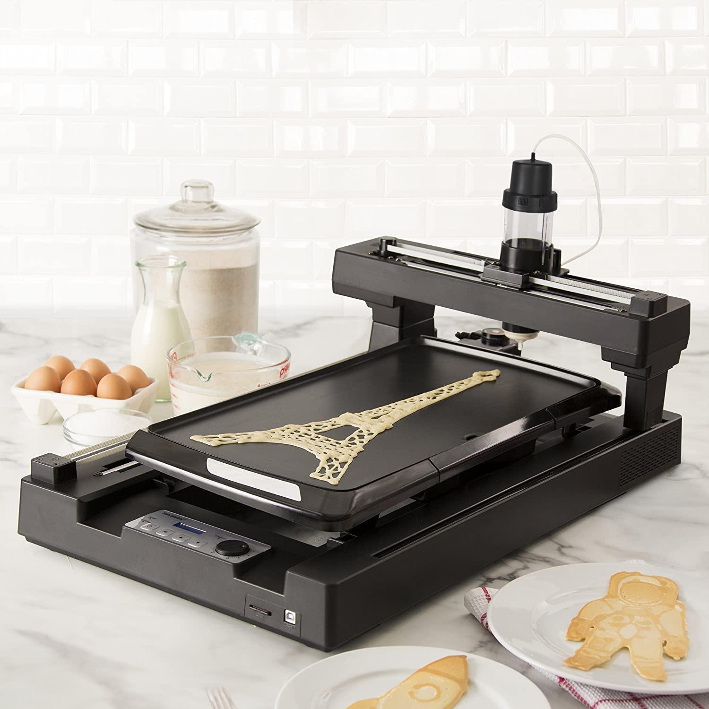 PancakeBot 2.0: 3d Pancake Food Printer