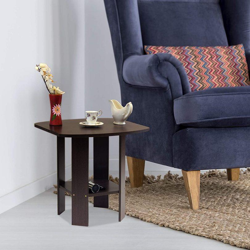 Furinno Simple Design End/Side Table