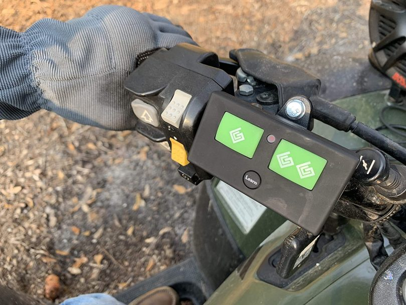 Ghost Controls AXR1 Water-Resistant