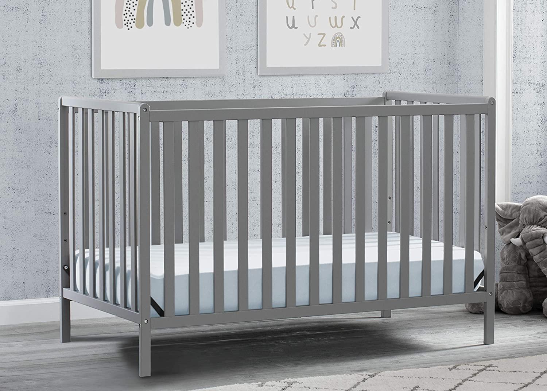 Delta Children Heartland 4-in-1 Convertible Crib