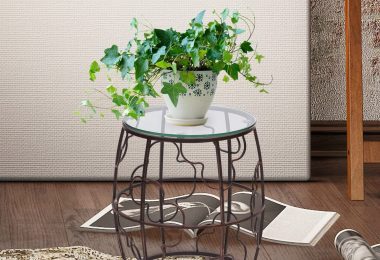 Joveco Side End Coffee Table