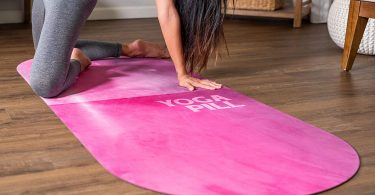 Take The Yoga Pill Eco-Friendly Exercise Mat