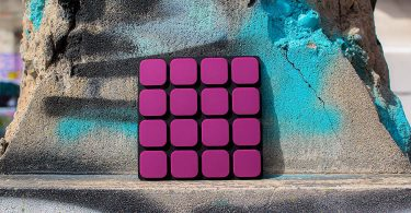 JOUE | Drum Pads Purple – Music Creation Instrument