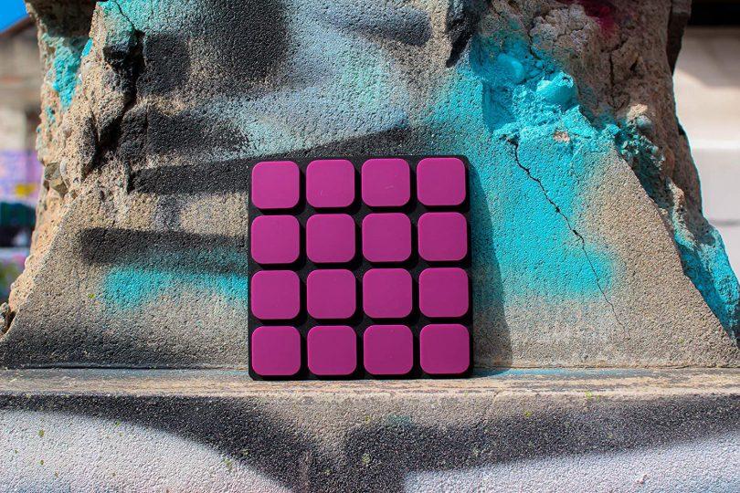 JOUE | Drum Pads Purple – Music Creation Instrument
