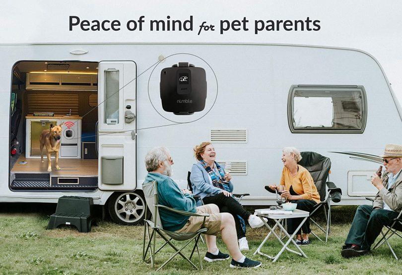 RV PetSafety Pet Monitor 4G Lite