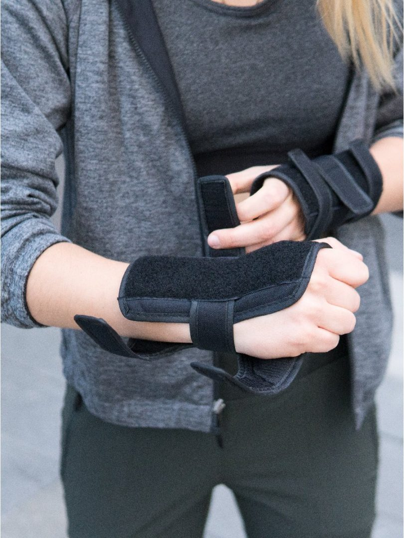 ELOS Wrist Guards with Palm Protection Pads