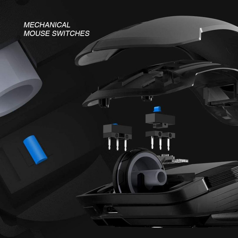 GameSir Wireless Gaming Mouse High Precision Mice