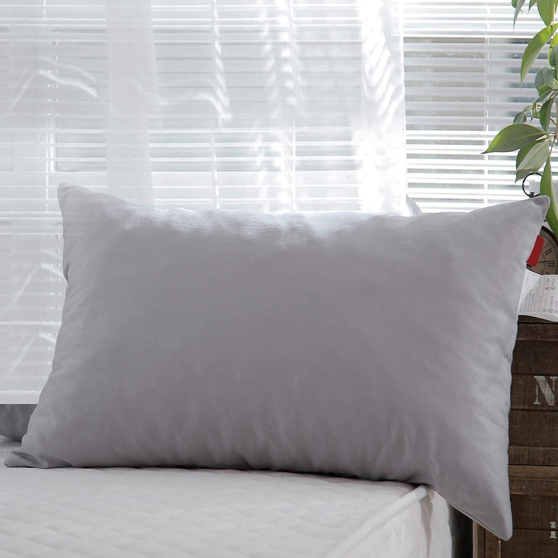 Milemont Toddler Pillow Insert Shredded Memory Foam