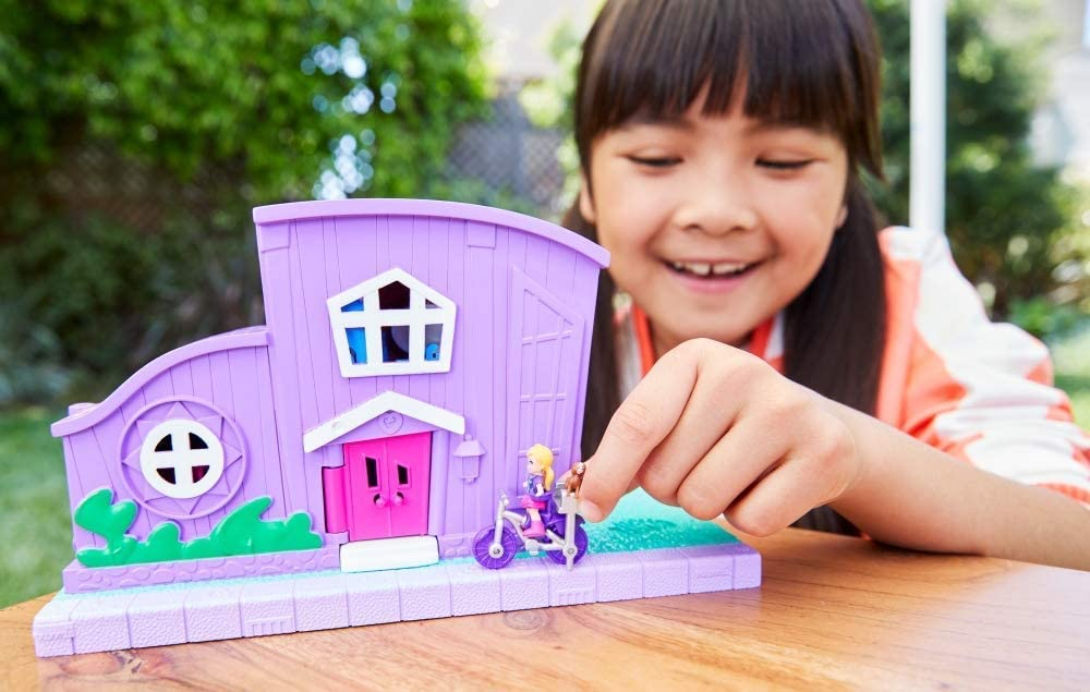 Polly Pocket Pocket House: 4 Stories