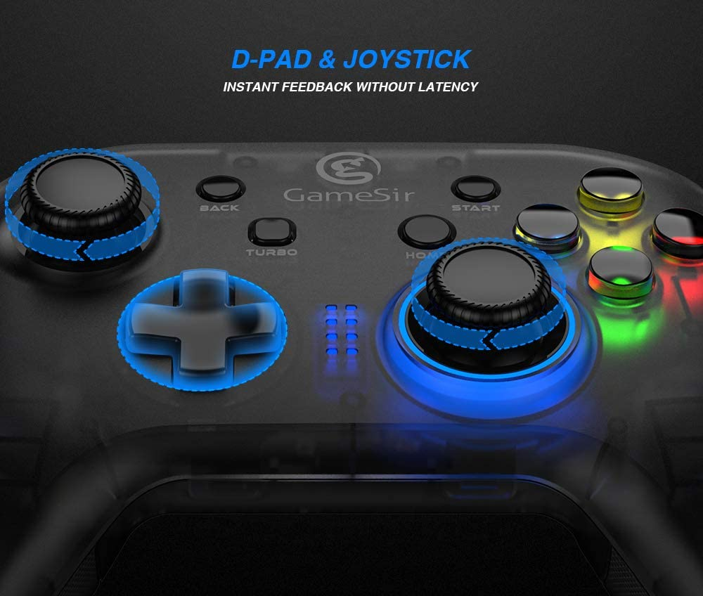 GameSir T4W PC Controller Wired Game Controller