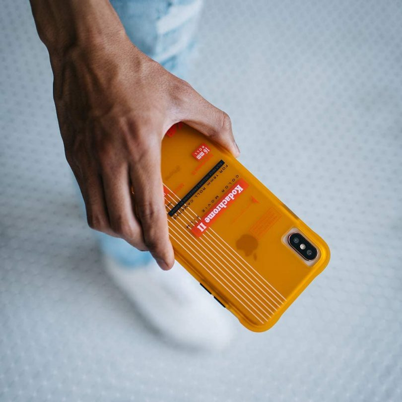 Kodak x CASE-MATE – iPhone 11 Pro Max Case
