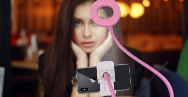 Selfie Ring Light with Cell Phone Holder Stand for Live Stream/Makeup