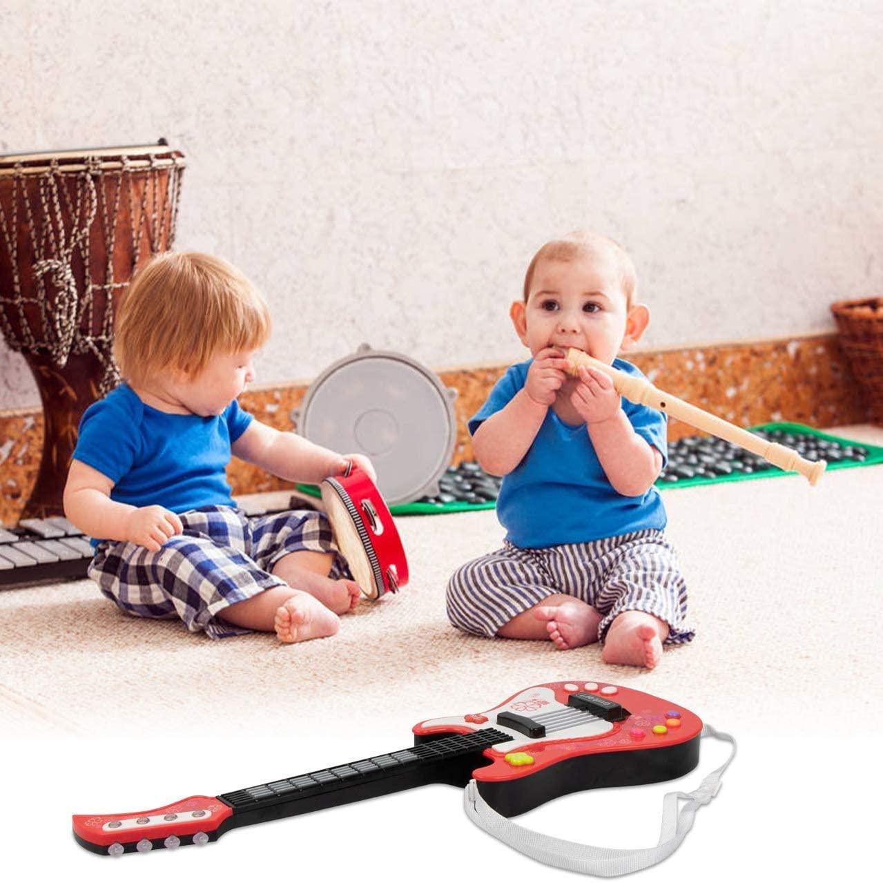 AIMEDYOU 21 Inch Kids Electric Toy Guitar