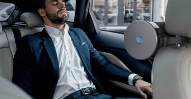 Airbubbl Airlabs Car Air Purifier