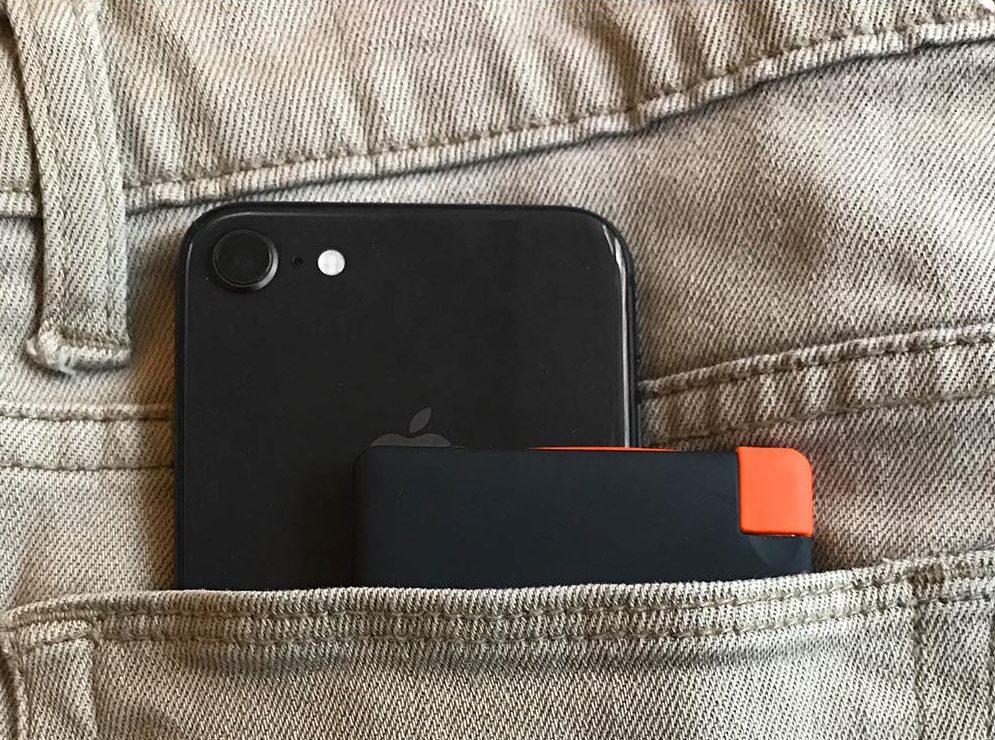 Bear Grylls 3000mAh Pocket Power Bank Portable Charger
