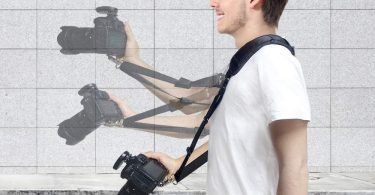 UBeesize Camera Neck Shoulder Sling Strap