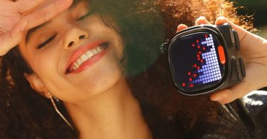 Divoom Portable Pixel Art Smart Alarm Clock
