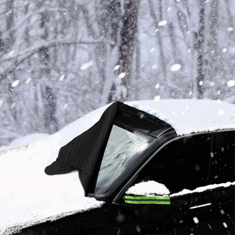 Power Tiger CAR ACCESSORIES Windshield Sunshade Cover