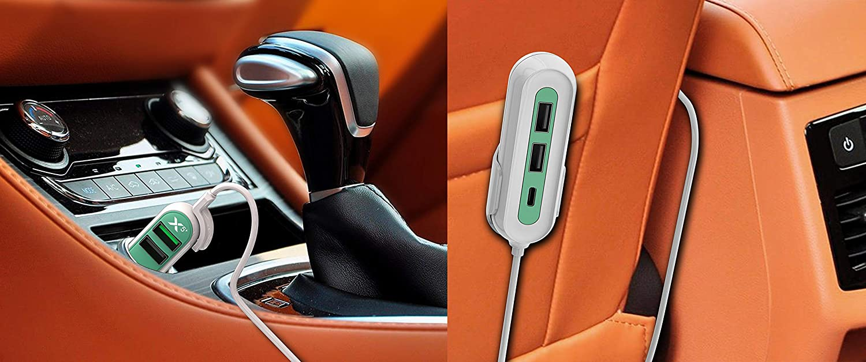 RapidX RXX5USBMPL X5 Plus Car Charger