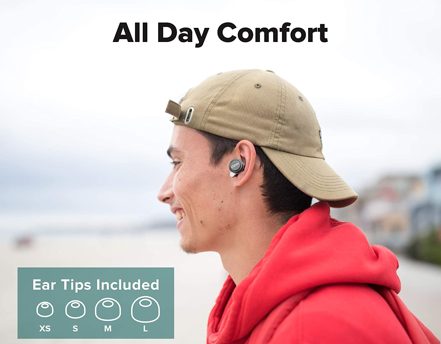 Cleer Audio – Ally, True Wireless Bluetooth Earbuds