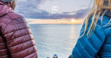 CrazyCap UV-C LED Advanced Personal Water Purifier Cap