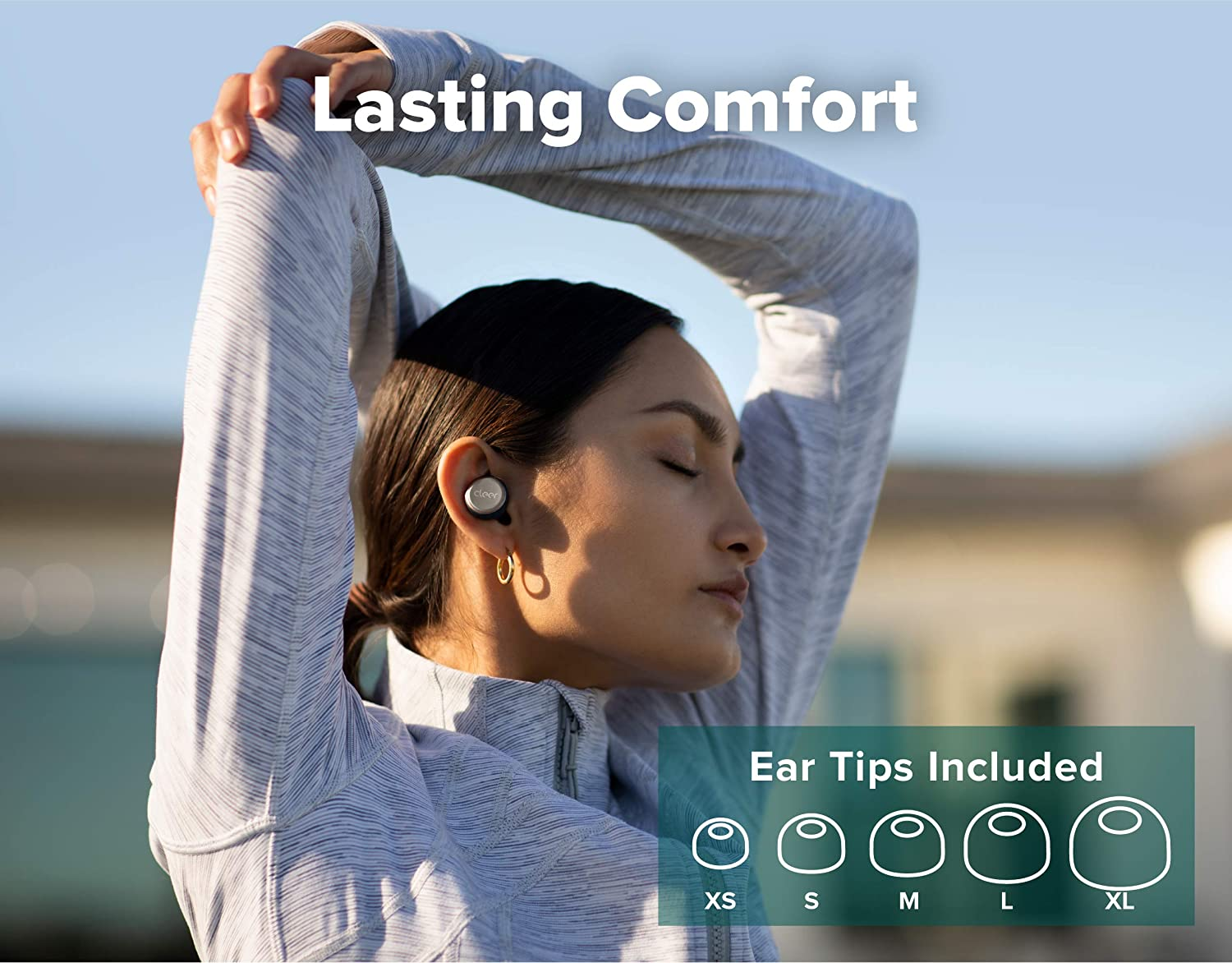Cleer Audio – Ally Plus, True Wireless Noise Cancelling Earbuds