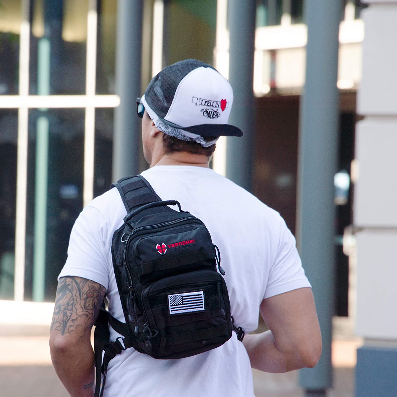 Small Tactical Military Backpack