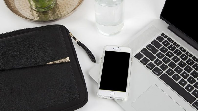 Case-Mate – EDITION – Folio Laptop Sleeve 15-Inch – Black