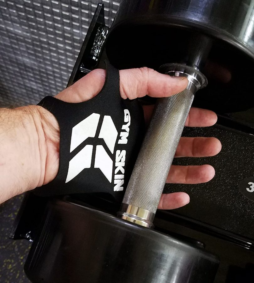 STKR Concepts Gym Skin – Palm Protective Gloves