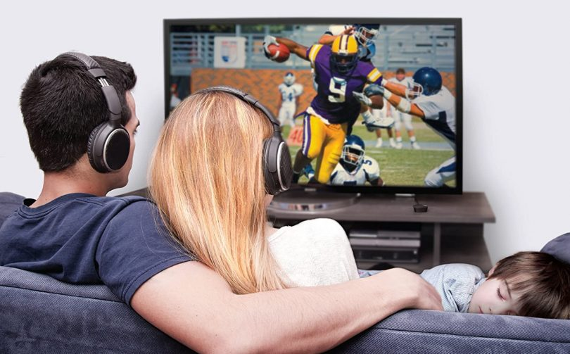 MEE audio Connect Bluetooth Wireless Headphone System for TV