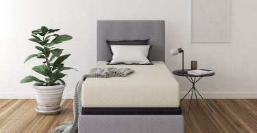 Ashley Furniture Signature Design – 12 Inch Chime Express Memory Foam Mattress