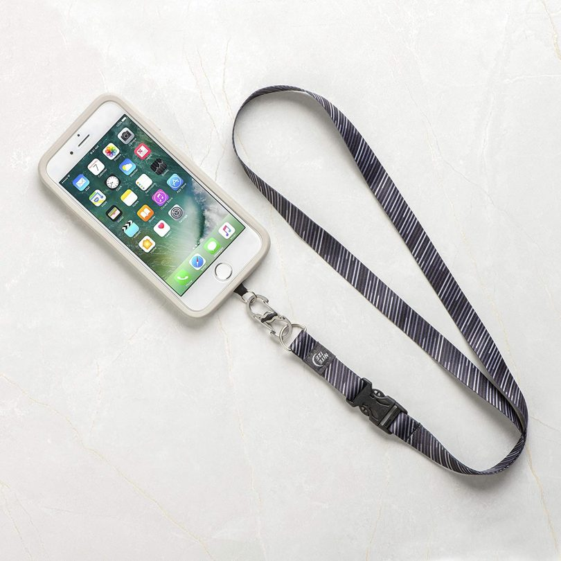 Nite Ize Hitch Phone Anchor with Lanyard for Drop Protection