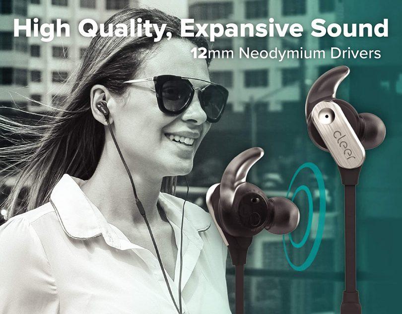 Cleer Trek Active Noise Cancelling in-Ear Headphones