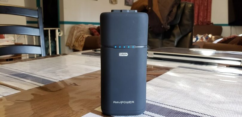 AC Portable Charger RAVPower 20100mAh